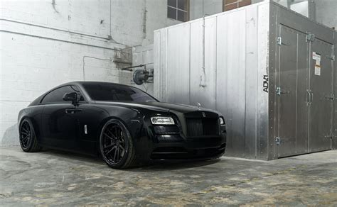 roll royce wraith black rolls royce wraith adv5 2 track spec cs wheels