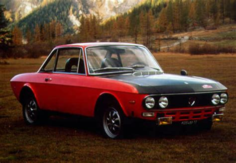 Lancia Fulvia Spares Lancia Fulvia History Photos On Better Parts Ltd