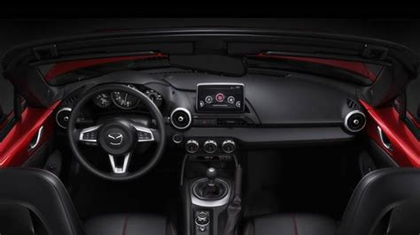 mazda miata 2017 interior 2017 mazda mx 5 miata review release date and price