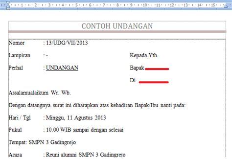 cara membuat surat undangan di ms word 2007 cara menggunakan mail merge di microsoft word 2007 kusnendar
