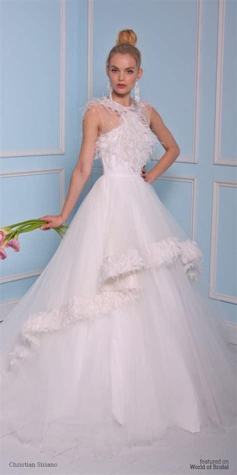 christian siriano  wedding dresses world  bridal