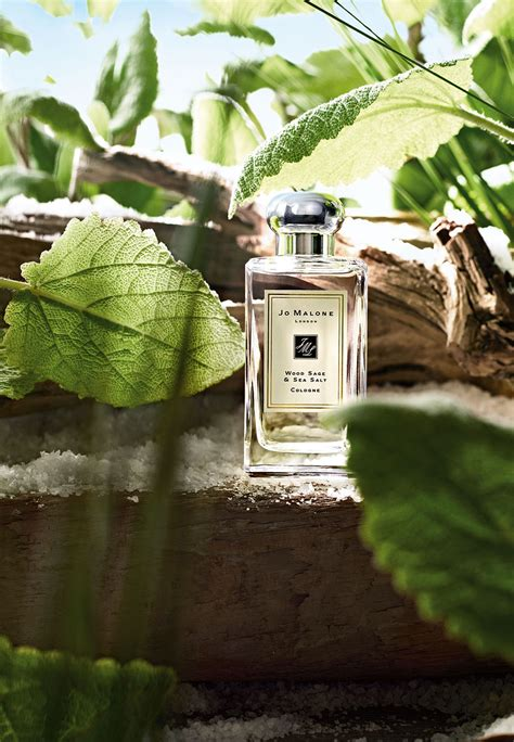 Original Parfum Jo Malone Wood Sea Salt 100ml Cologne jo malone wood sea salt perfumes colognes