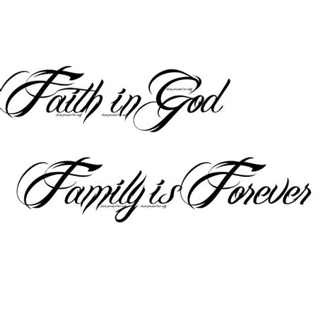 family forever tattoo designs 37 best family god tattoos images on
