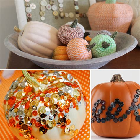 easy  carve pumpkin decorating ideas pictures