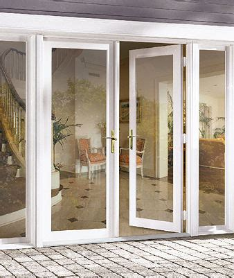 Glass Patio Doors Exterior Hinged Patio Doors Thermo Bilt Windows Doors