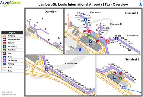 stl map st louis airport map united my