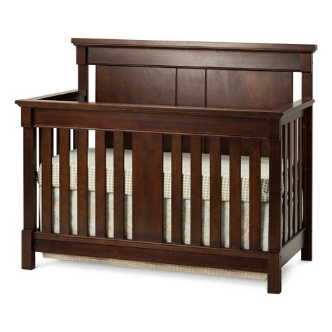 Bradford Full Size Convertible Child Craft Crib Child Craft Child Craft Baby Crib