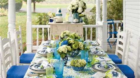 southern living home decor parties get your porch party ready southern living