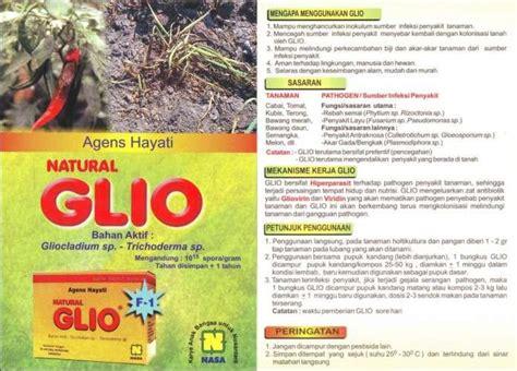 Glio Nasa glio pupuk organik nasa nusantara