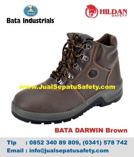 Sepatu Safety Bata Industrials Charleston sepatu safety shoes bata darwin brown jualsepatusafety