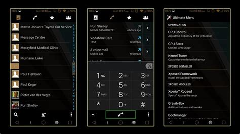 themes xperia black steel 10 best custom roms for sony xperia z2 to enrich your phone