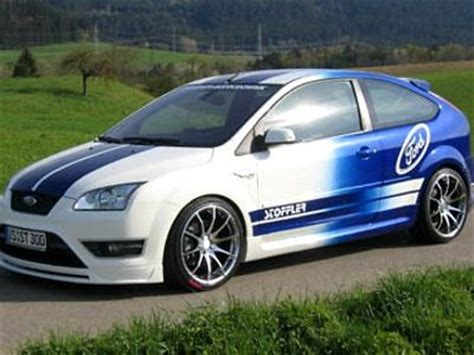 Aufkleber Ford Focus by Ford Focus Rally Aufkleber
