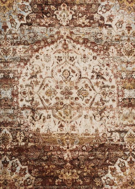 Transitional Area Rugs Loloi Af 06 Rug 4 X6 Transitional Area Rugs By Buyarearugs