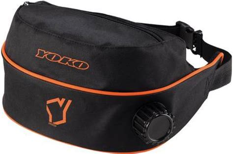 Booze Belt It Or It by Yoko Therm Drink Belt Ski And Snowboard Bags