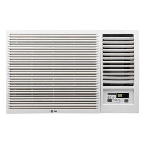 heat l home depot lg electronics 18 000 btu 230 208 volt window air