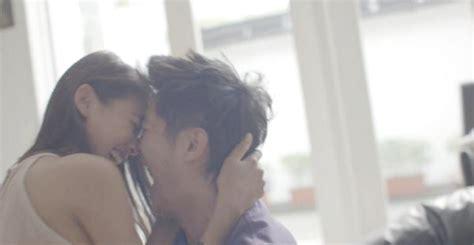 film layar lebar stay with me romantisnya boy william ully triani di trailer film