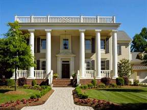 Architectural House Styles Greek Revival Architecture Hgtv