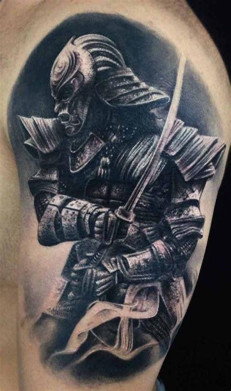 tattoo black and grey oriental asian oriental tattoo samurai black and gray tattoos
