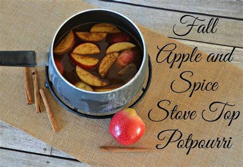 fall recipes to spice up your kitchen caramel apple cake and fall apple and spice stove top