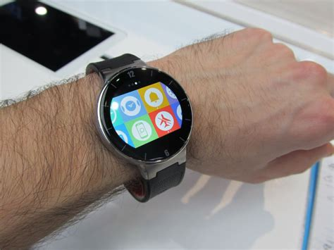 Smartwatch Alcatel One Touch This Is Alcatel Onetouch S 149 Smartwatch
