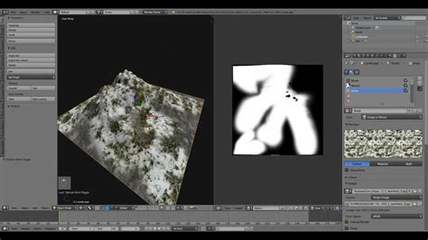 blender 3d texture painting creating a terrain with texture painting in blender cg