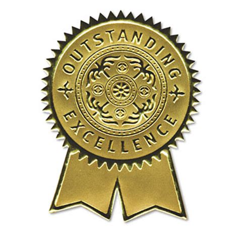 seal of excellence clipart clipartfest