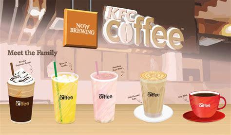 Hazelnut Coffee Kfc kfc coffee espresso coffees frappe tea infusions