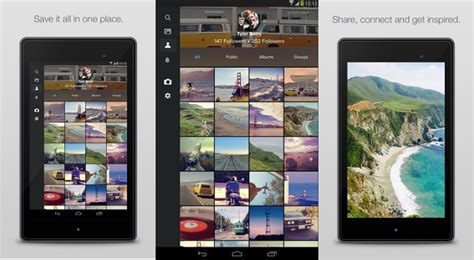 flickr for android flickr for android 3 1 now available for