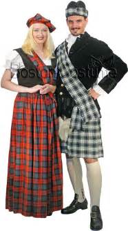 scotland traditional costumes around the world