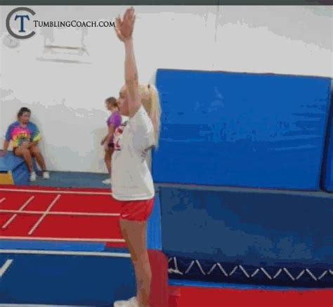 gymnastics back layout full twist how to do a standing full complete guide with 10 drills