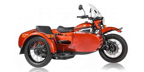 ural presents  electric motorbike  sidecar