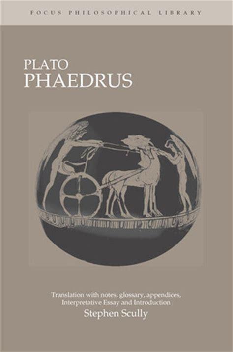 phaedrus books phaedrus by plato