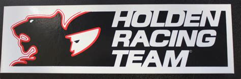 holden racing team logo hrt holden racing team logo sticker