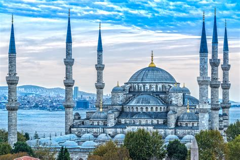 The Blue blue mosque the of istanbul islamicity