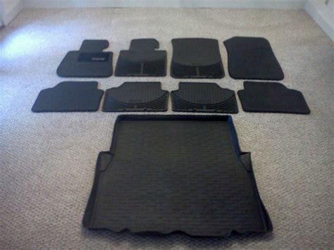 E90 Floor Mats by E90 E91 One Set Oem Rubber Carpet Floor Mats