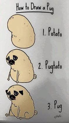 step by step how to draw a pug how to draw a pug pugly drawings pug and doodles