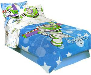 Toy story buzz lightyear comforter bed set twin bedding
