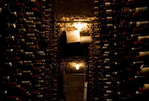 berns steak house the 10 biggest wine collections in the world