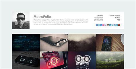 tumblr themes design portfolio 35 cool portfolio tumblr themes web graphic design