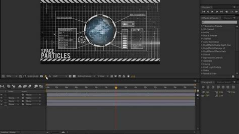 tutorial after effect kaskus after effects hud tutorial part 2 youtube