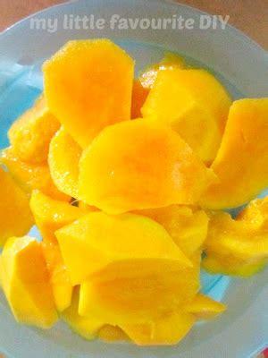 Mango Kuini my favourite diy an expired birthday cake mango