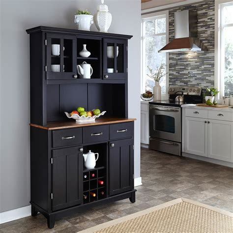 Bakers Rack Corner Unit by Bakers Rack With Drawers And Wooden Black Painted Also