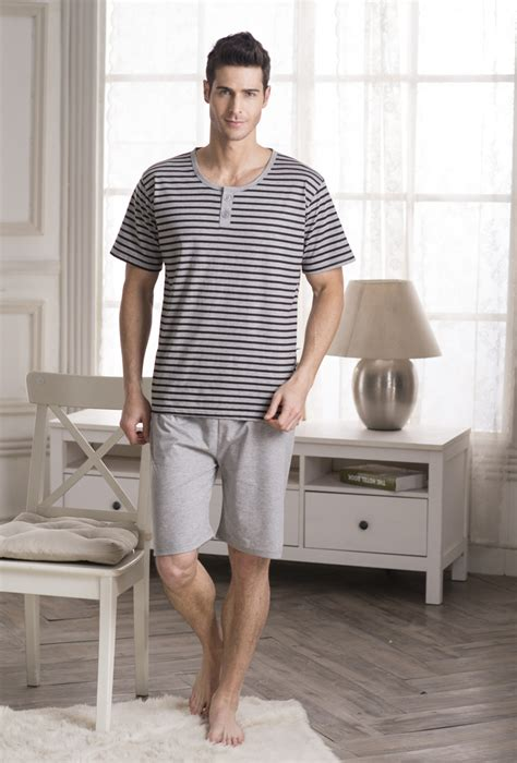Comfortable Mens Pajamas by Aliexpress Buy Free Shipping 2015 S Summer