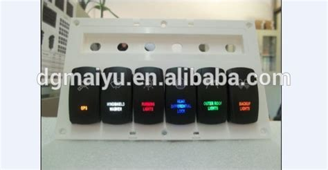 carling lighted switch wiring diagram get free image