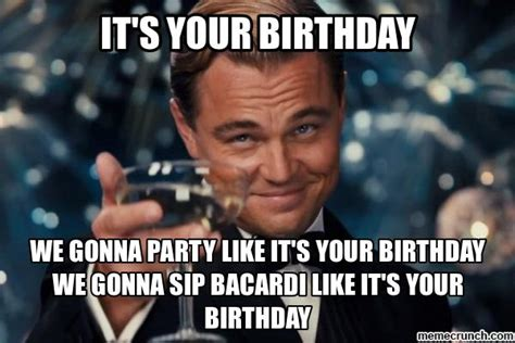 My Birthday Meme - its your birthday meme funny www imgkid com the image