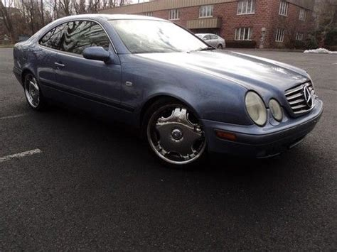 how make cars 1998 mercedes benz clk class parental controls sell used 1998 mercedes benz clk320 runs good nice rims in paterson new jersey united states