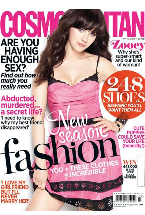 zooey deschanel interview people really teased me zooey deschanel opens up about