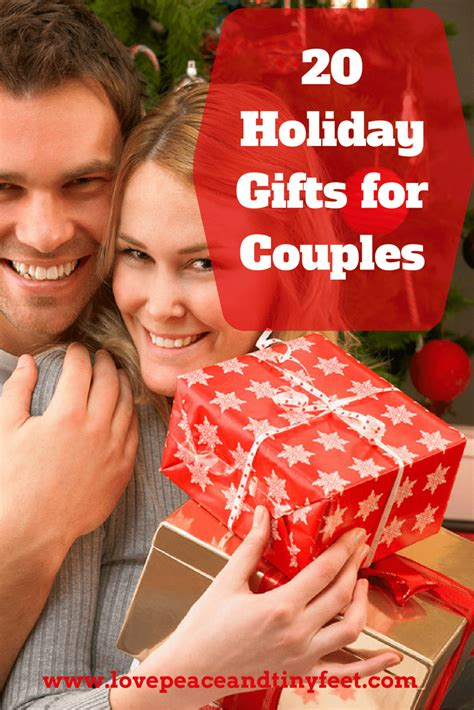 20 gift ideas for couples