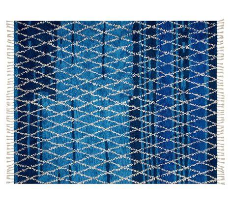 marina rug marina rug blue pottery barn