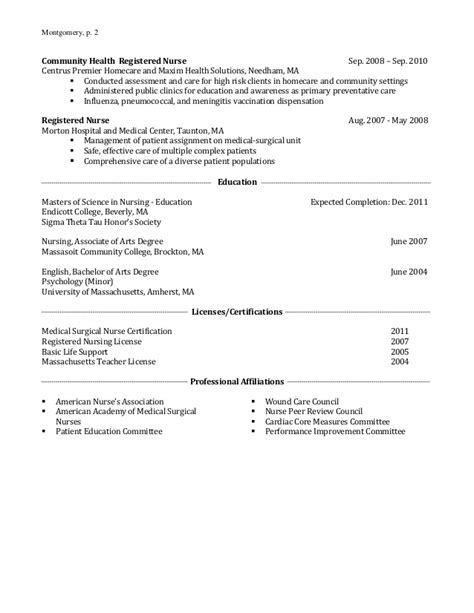 Resume License Number Resume 2 After